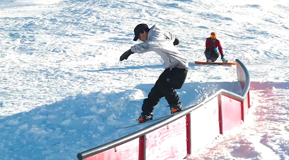 rome snowboard ローム スノーボード