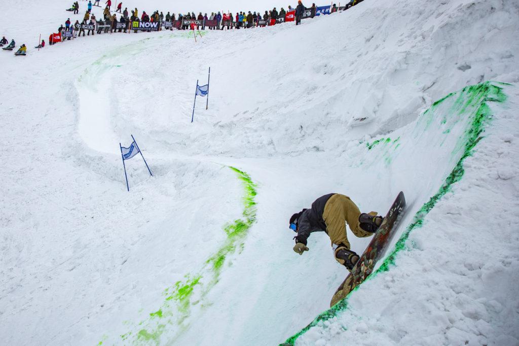 Tenjin Banked Slalom Tomoyoshi Harada