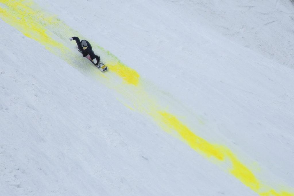 Tenjin Banked Slalom NAtsuki Sato