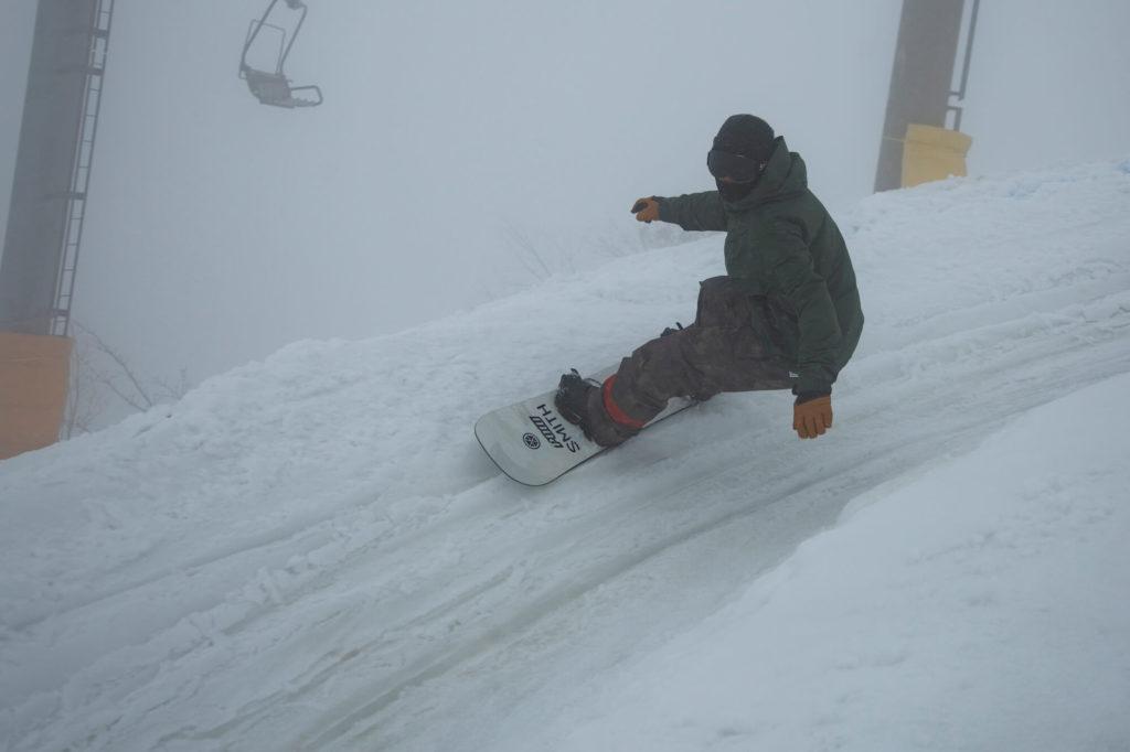 関口 敬 Salomon Snowboards