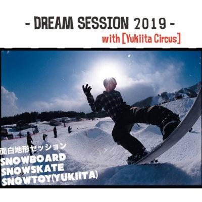 dreamsession 2019