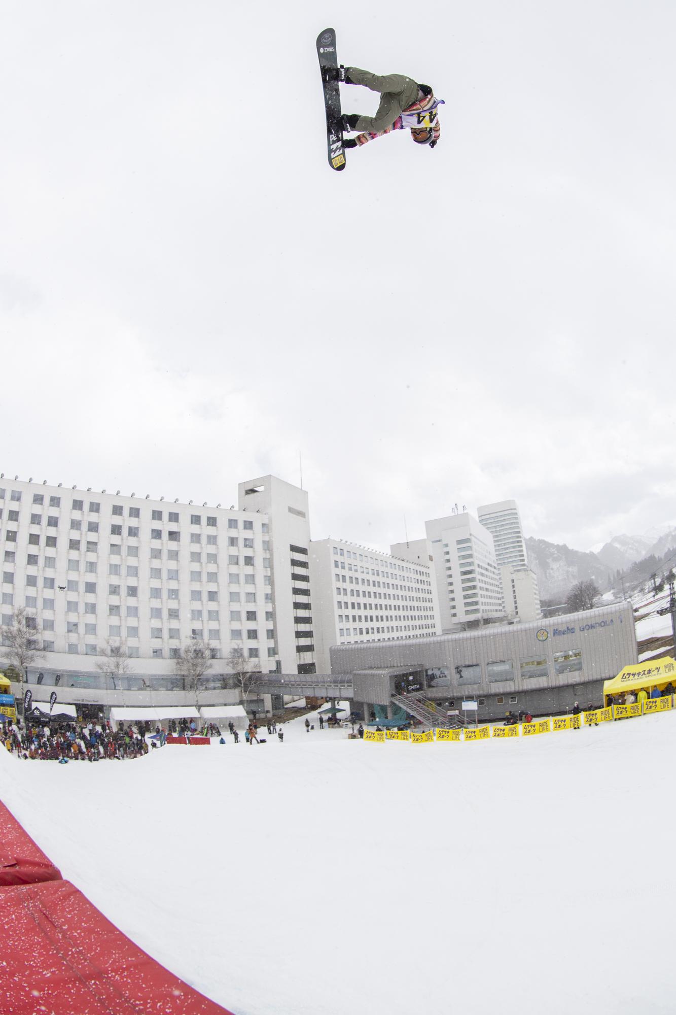 北原あゆみ Head Snowboards