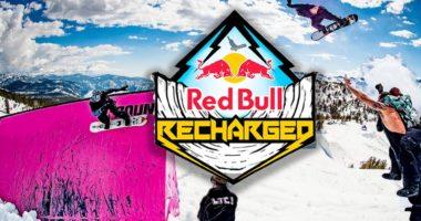 Redbull Snowboard
