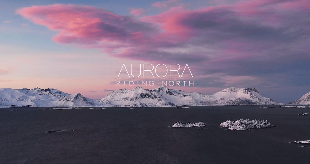 aurora riding north マシュー・クレペル
