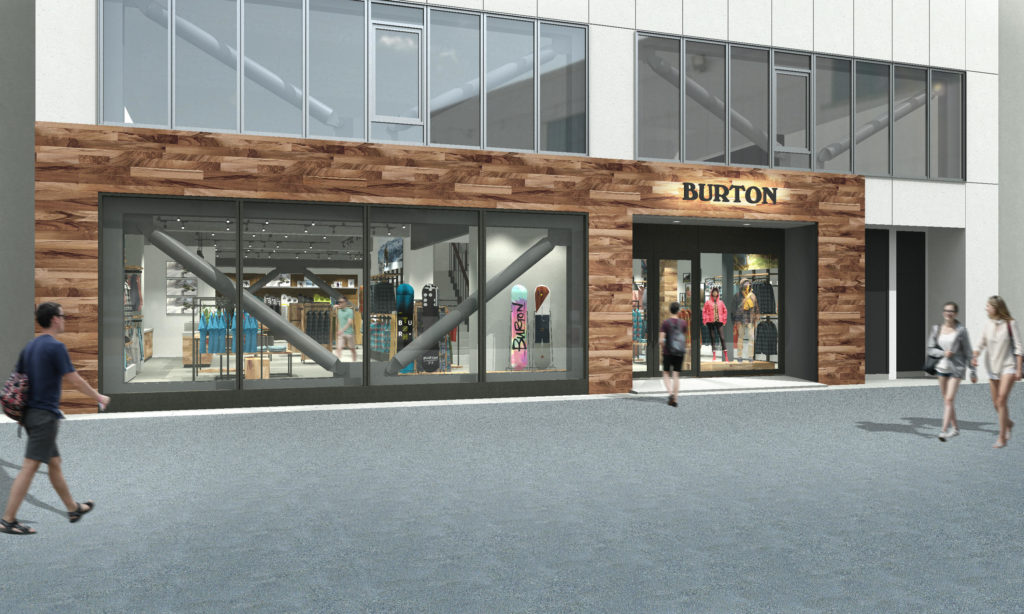 burton バートン 大阪