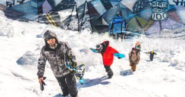 スノーボード バーモント州 snowboarding vermont