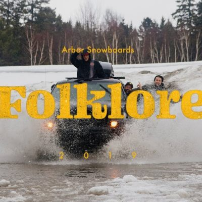 arobor snowboards folklore