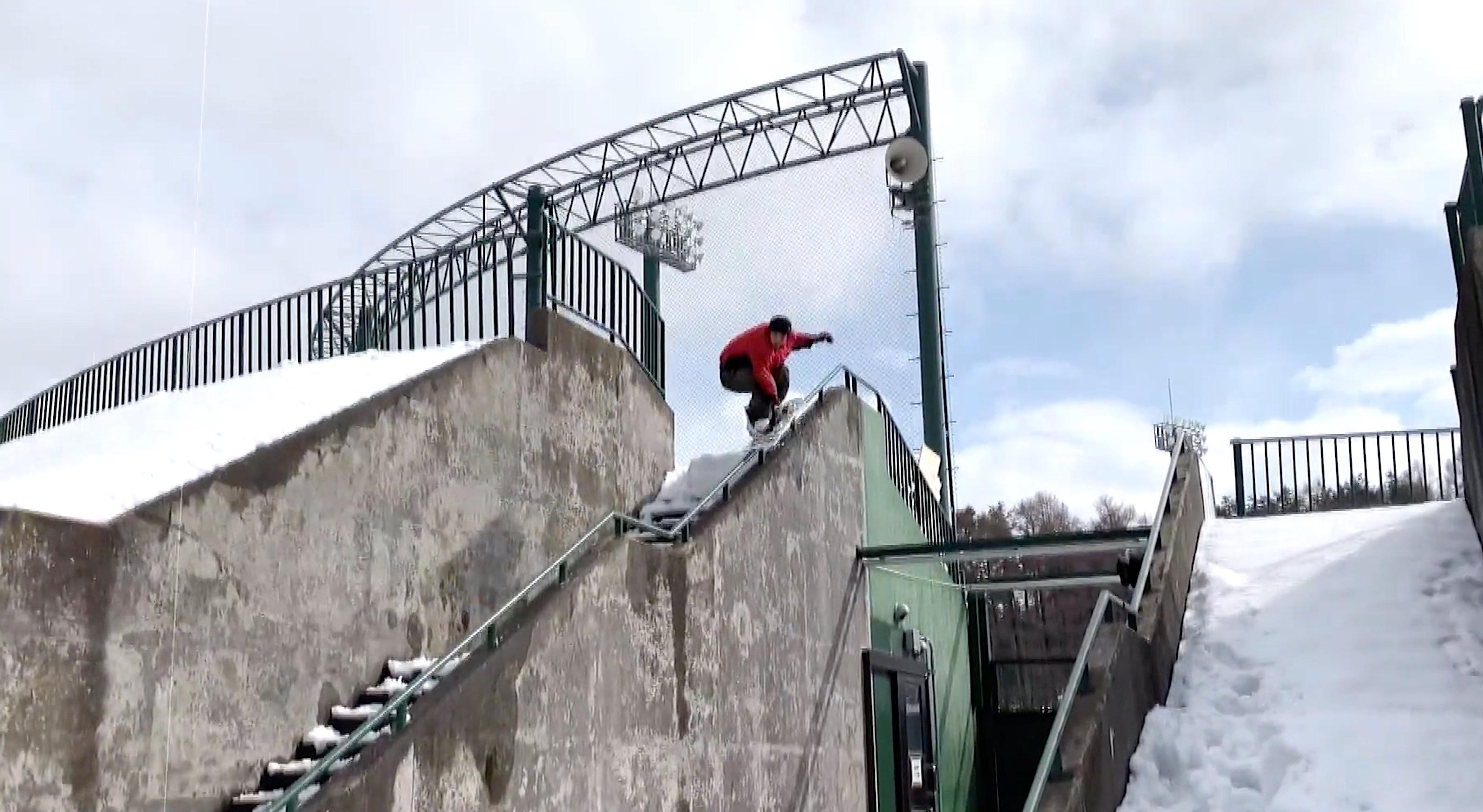 スノーボード rome ローム snowboard