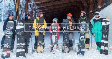 Ride Snowboards ライド