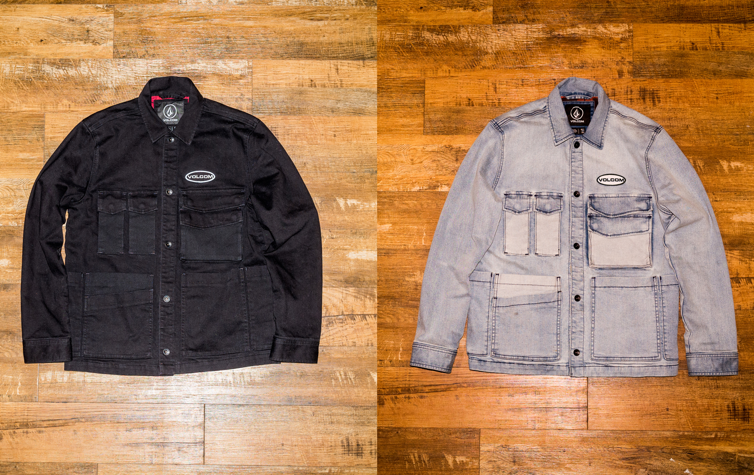 volcompartment jacket