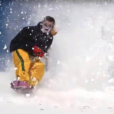 yung doli スノーボード snowboard ヤング・ドリ