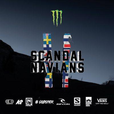 Scandalnavians Monster Enargy