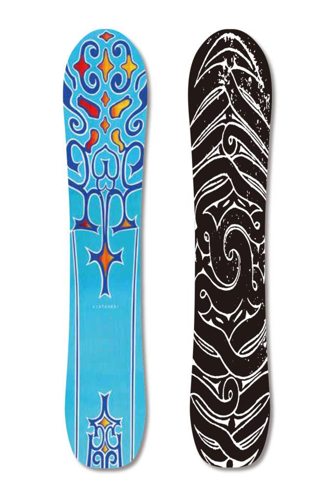 デスレーベル deathlabel snowboard スノーボード