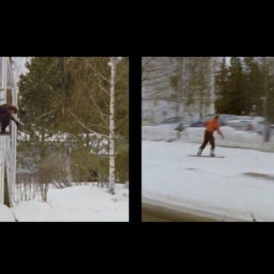 ジブ jib snowboarding スノーボード