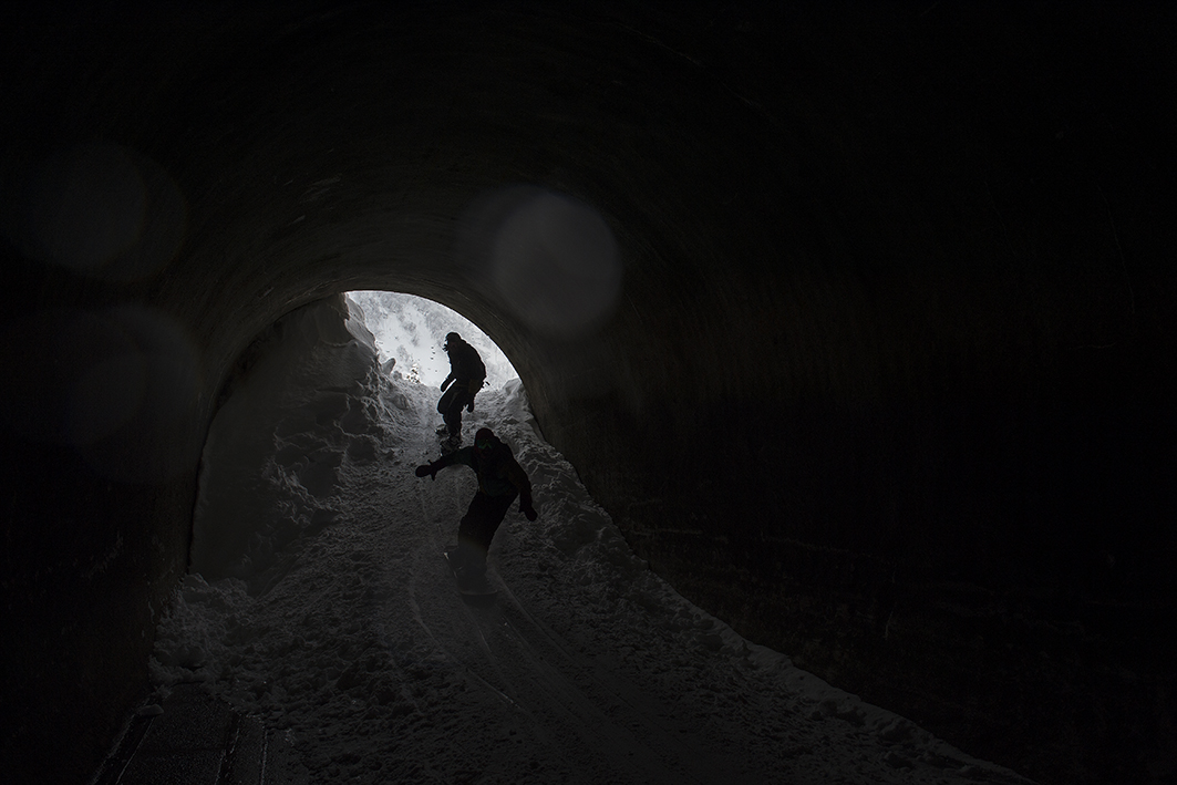 天海 洋 K2 Snowboarding