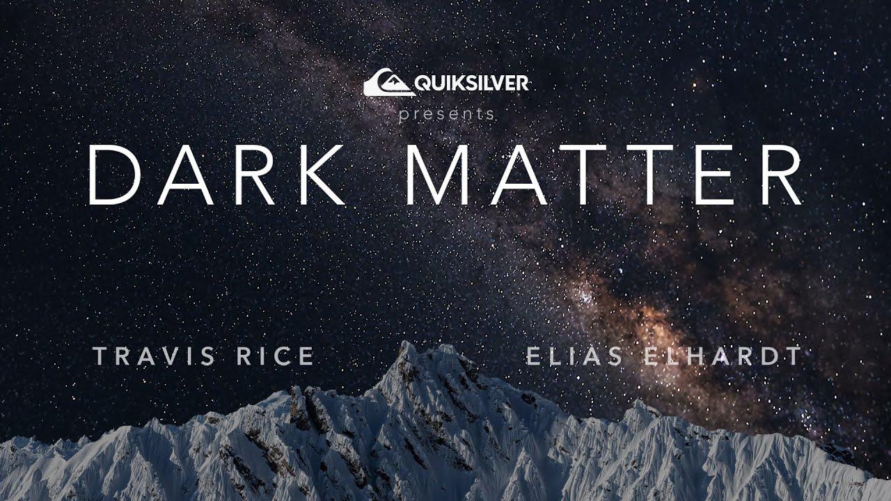 トラビス・ライス Dark Matter