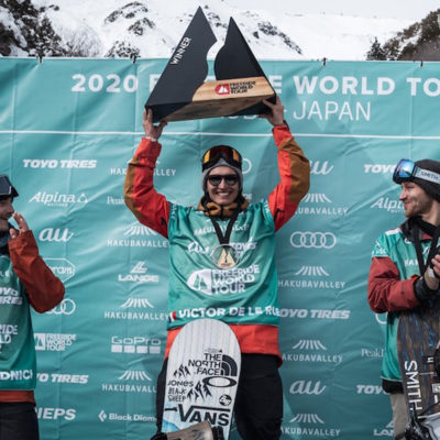 Freeride World Tour Hakuba Japan 2020