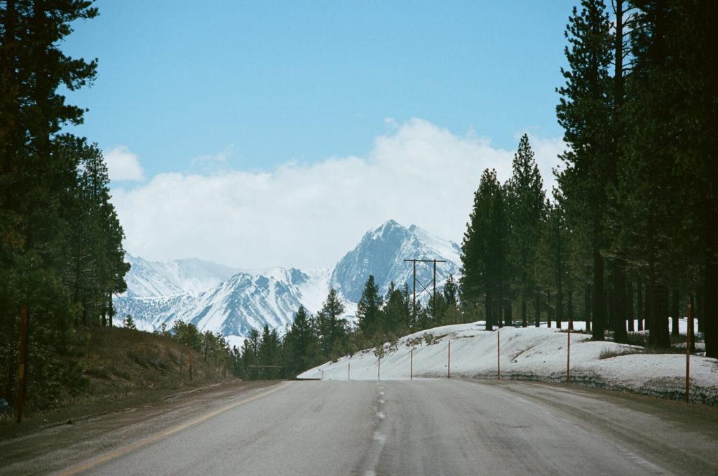 スノーボードトリップ 旅