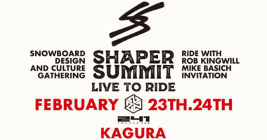 shaper summit japan 2020