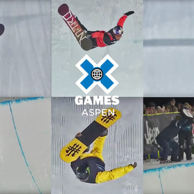 x games エックスゲーム 日本人 japanese
