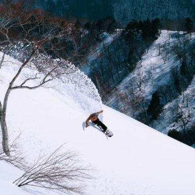 mathieu crepel Nidecker Snowboards マシュー・クレペル ナイデッカー