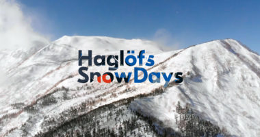 Haglofs Snow Days ホグロフス