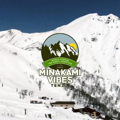 Minakami Vibes 天神平 バックカントリー