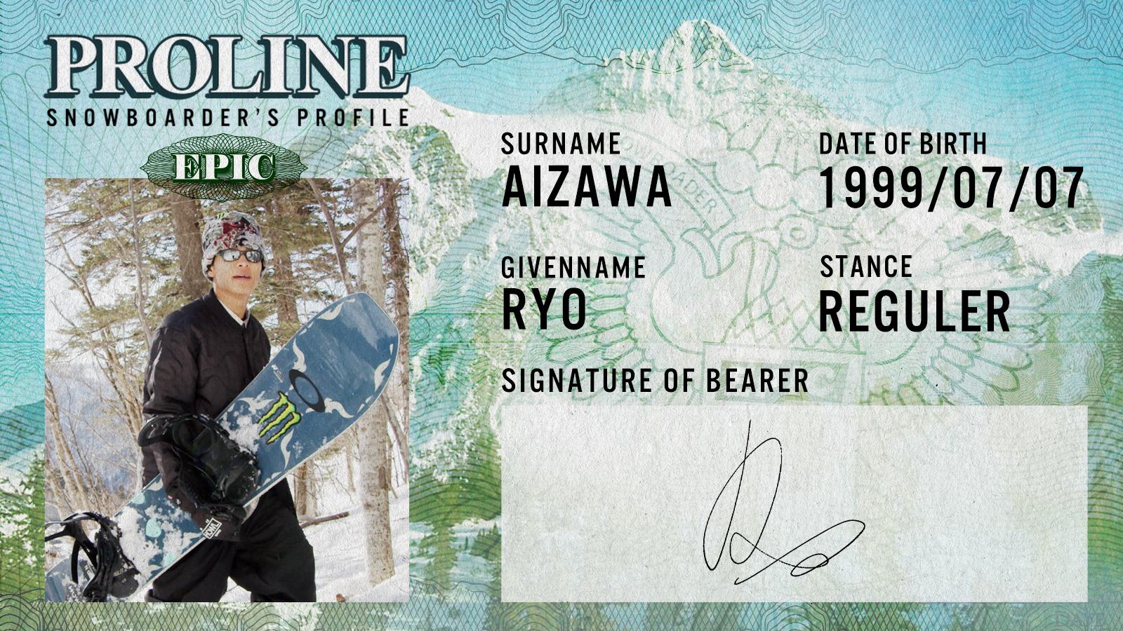 相澤 亮 Ryo Aizawa