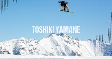 山根俊樹 Toshiki Yamane