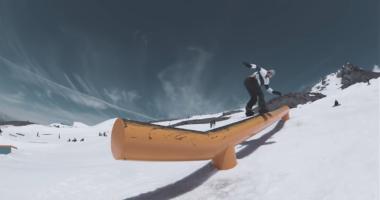 スノーボード モンスター
