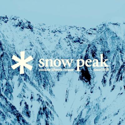 Snow Peak スノーボードウエア