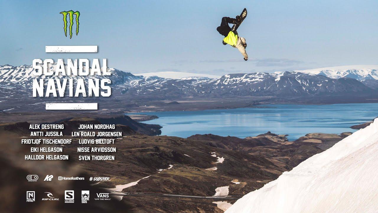 scandalnavians 2 Snowboard movie