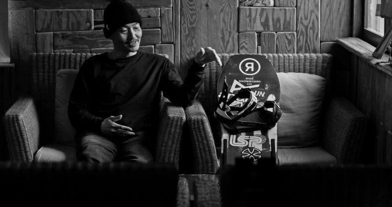 kenji ando ride snowboards 安藤健次 ライドスノーボード