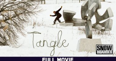 snowboardermagazine tangle