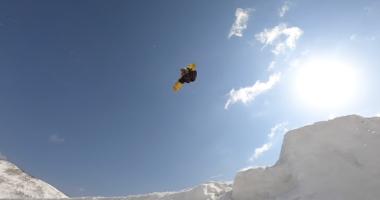 スノーボード 山根俊樹