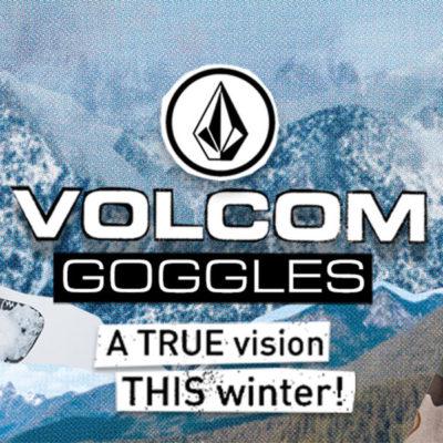 volcom ゴーグル ボルコム goggle
