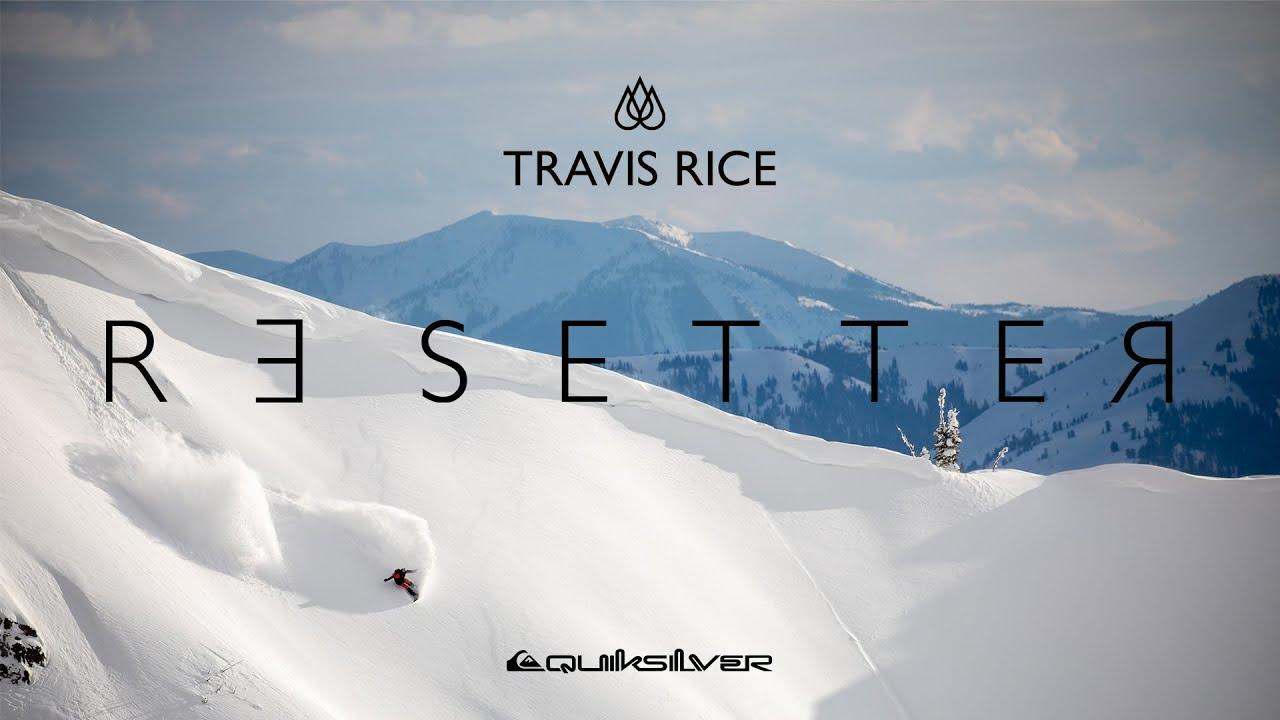 travis rice トラビス・ライス snowboarding スノーボード