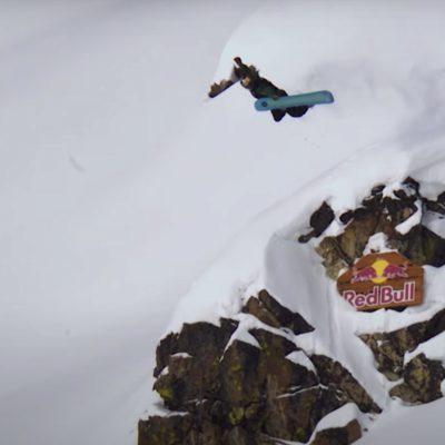バックカントリー スノーボード 大会 backcountry snowboarding competition