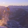 "VANSが誇る2大マウンテンフリースタイラーのジャンプセッション""TRIPLE - BACK COUNTRY"""